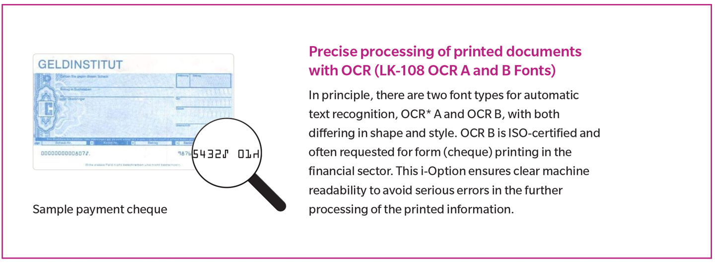 i-option precise-processing